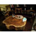 Tisch aus Akazienholz massiv