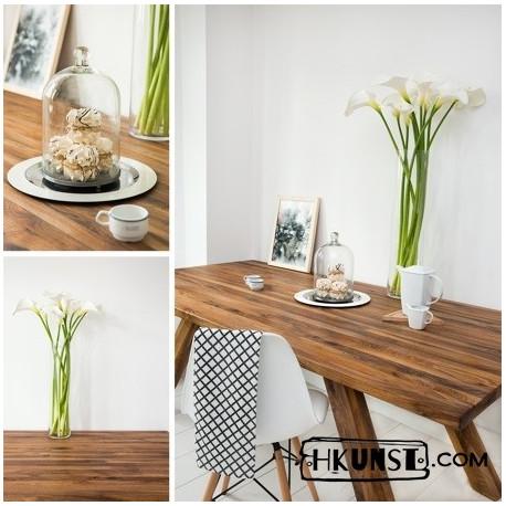 Tisch Tokke, Nussbaumholz