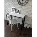 Schreibtisch aus Eichenholz 100x50cm
