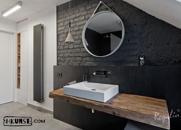 waschtischplatte holz mit schublade. Black Bedroom Furniture Sets. Home Design Ideas
