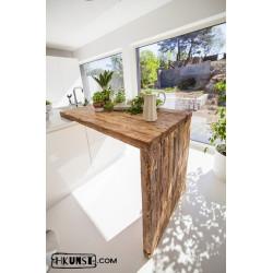 Natur Masssivholz Holzplatte