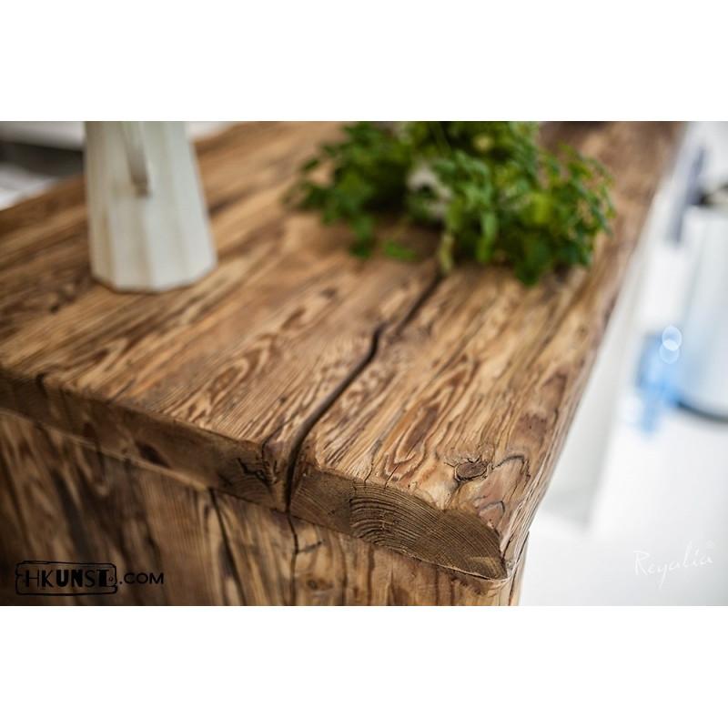 tischplatte nach ma aus altem massivholz. Black Bedroom Furniture Sets. Home Design Ideas