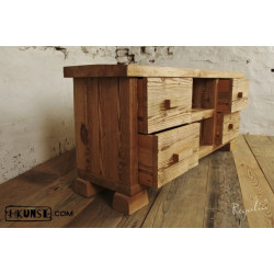 Sideboard Altholz Massiv
