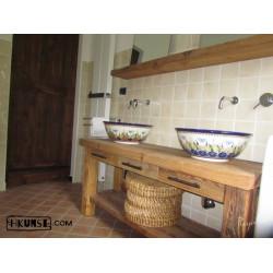 Waschbeckenunterschrank mit Schubladen