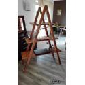 Dreieck Design Regal aus Altholz