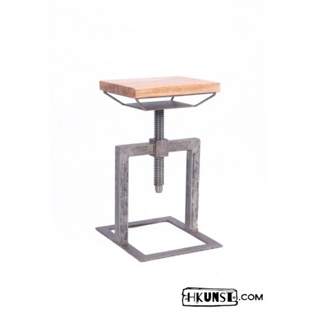 Industrial Hocker